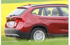 BMW X1 23d x-Drive, SUV, Heck