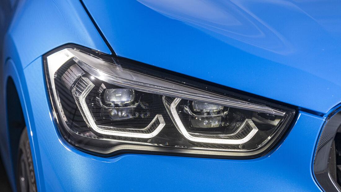 BMW X1 25i xDrive, Exterieur