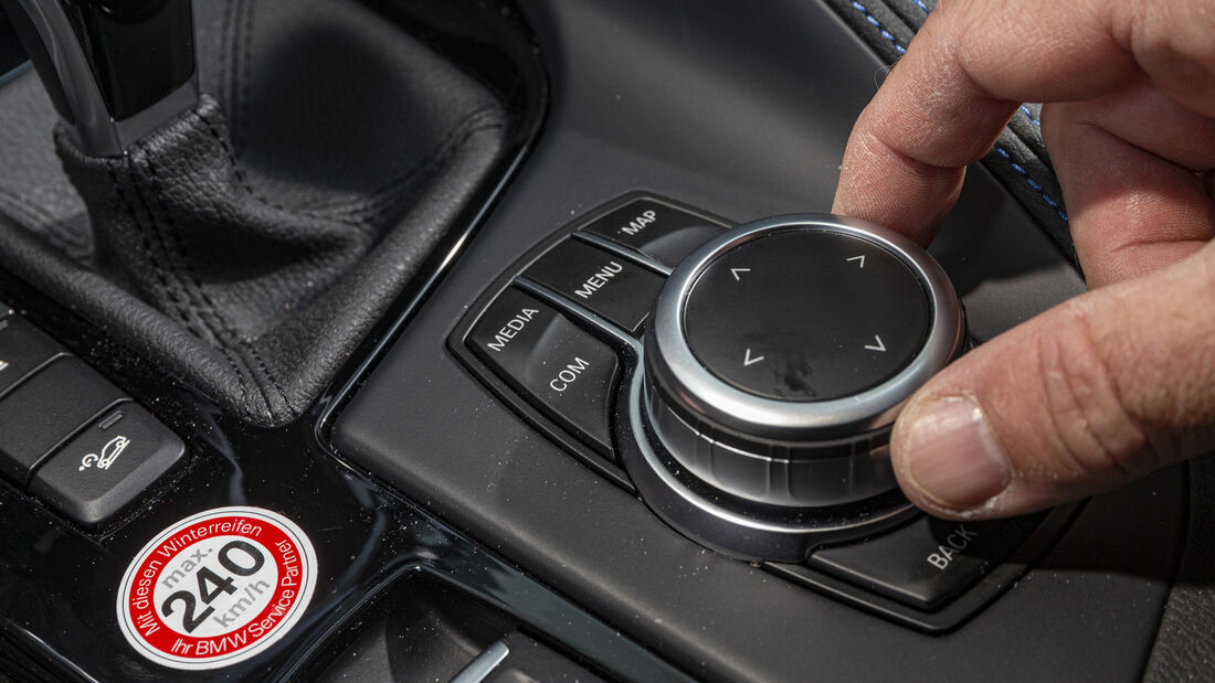 BMW X1 25i xDrive, Interieur