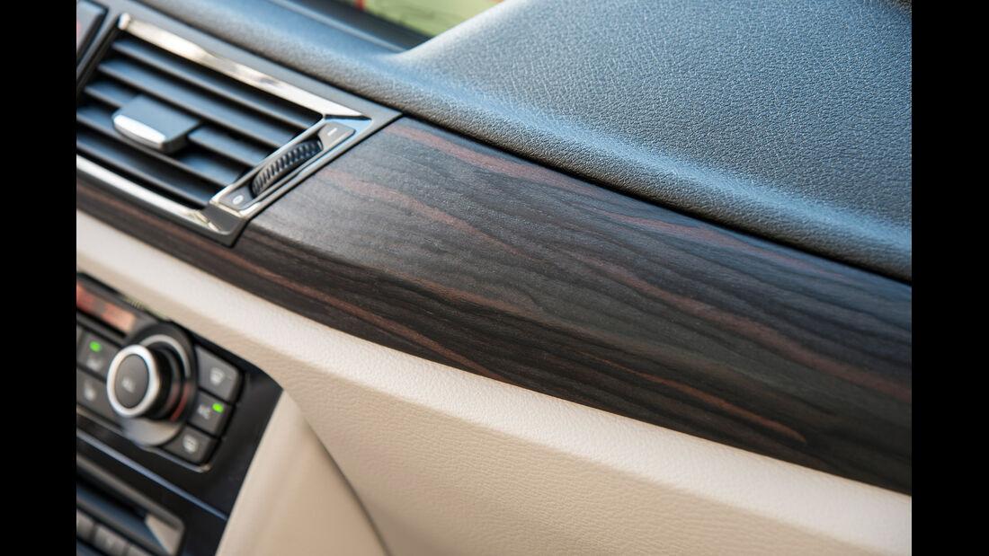 BMW X1, Armaturenbrett