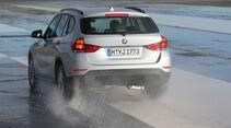 BMW X1, Bremstest
