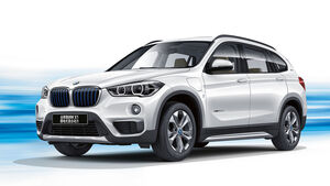 BMW X1 China BMW X1 xDrive25Le iPerformance