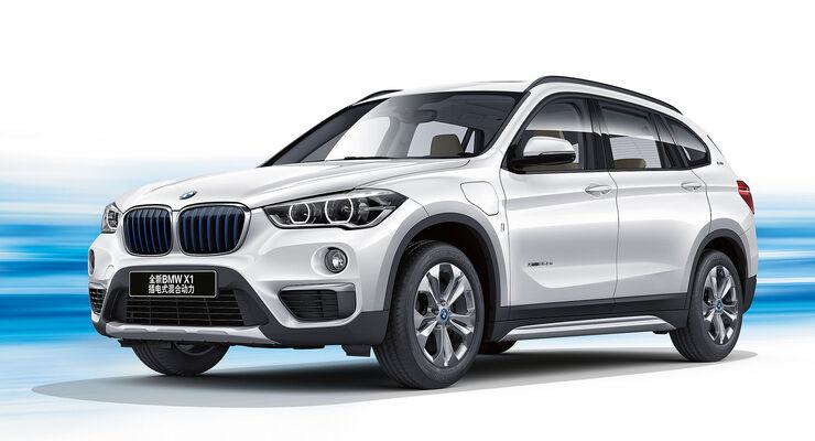 BMW X1 China BMW X1 xDrive25Le iPerformance