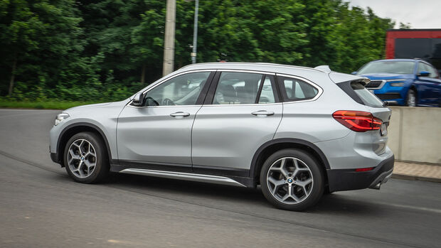 BMW X1, Exterieur/Interieur