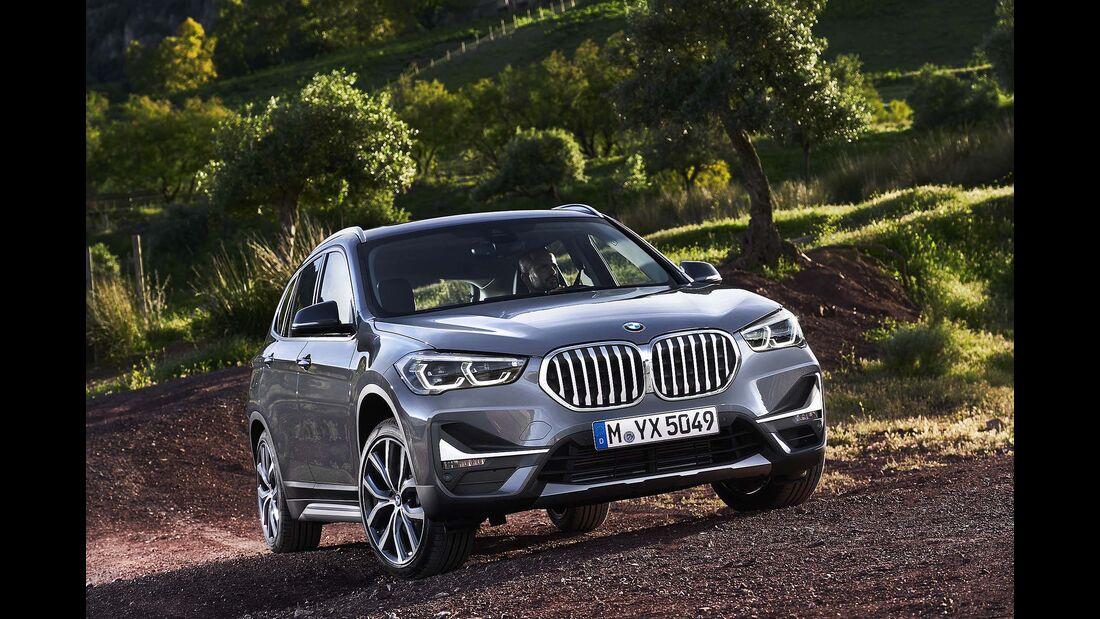 BMW X1 Facelift 2019