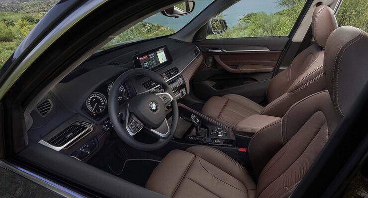 Bmw X1 2019 Facelift Modellpflege Design Motoren Preise Auto