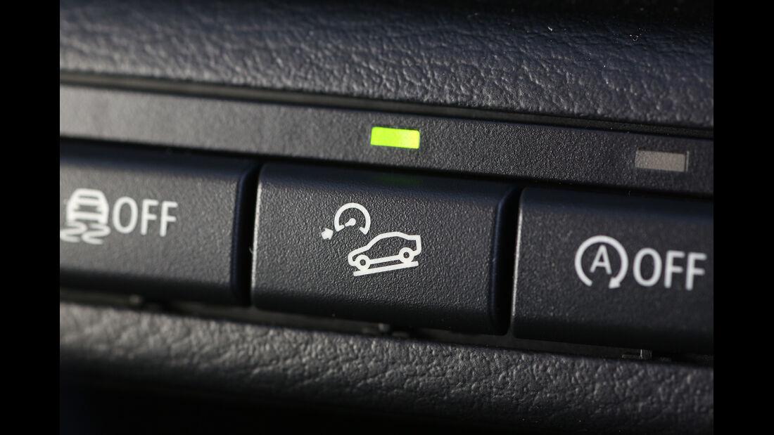 BMW X1, Fahrerlebnisschalter