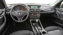 BMW X1, Innenraum, Cockpit
