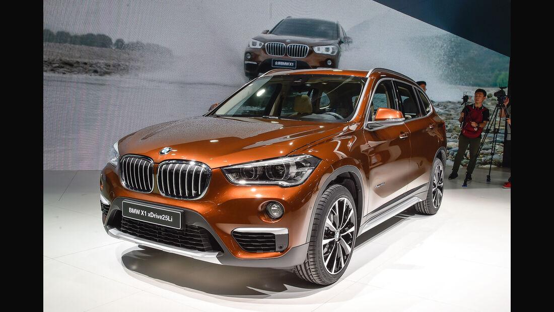 BMW X1 Langversion