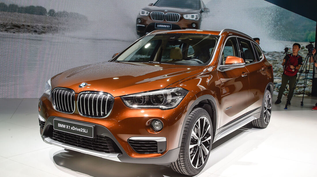 BMW X1 Langversion