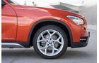 BMW X1, Rad, Felge