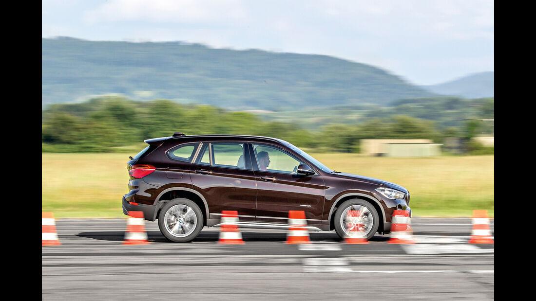 BMW X1 SUV Vergleich AMS1417