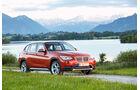 BMW X1, Seitenansicht