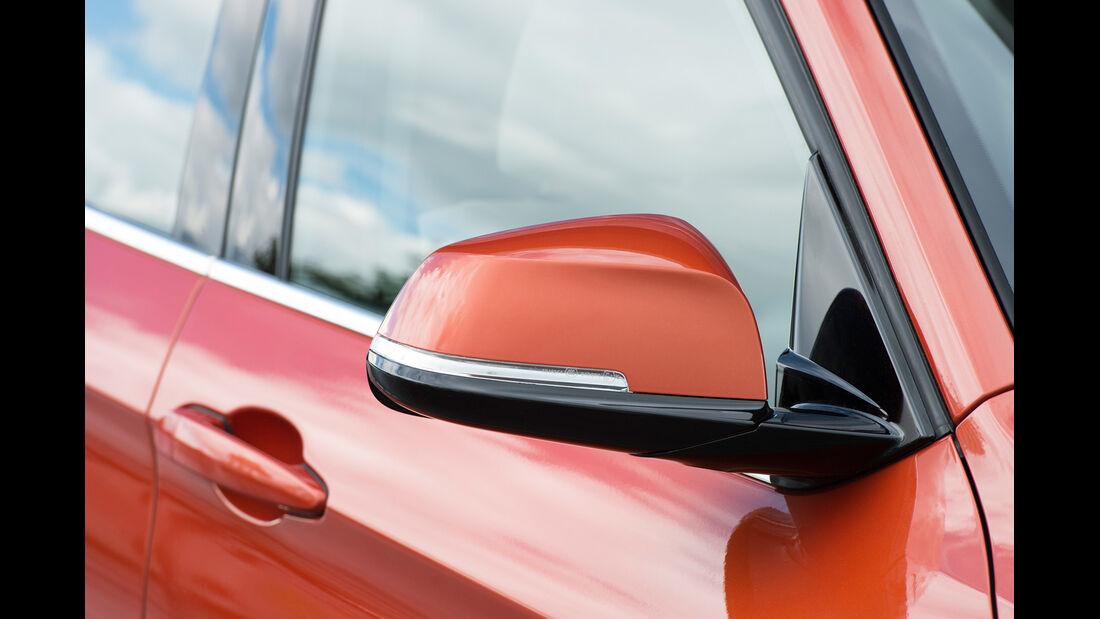 BMW X1, Seitenspiegel