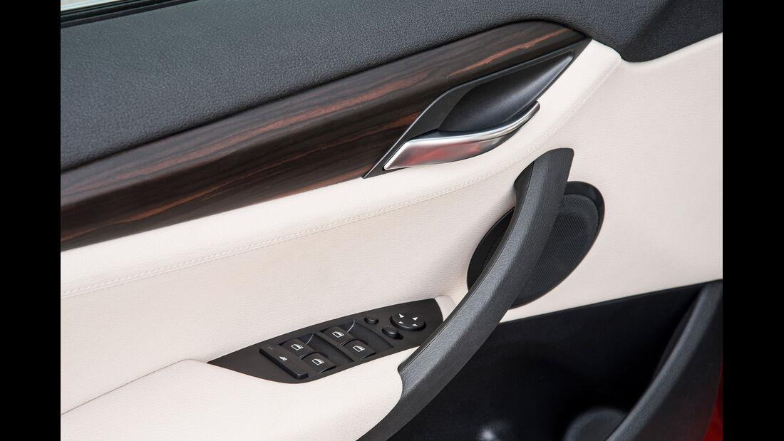 BMW X1, Türgriff, Türverkleidung