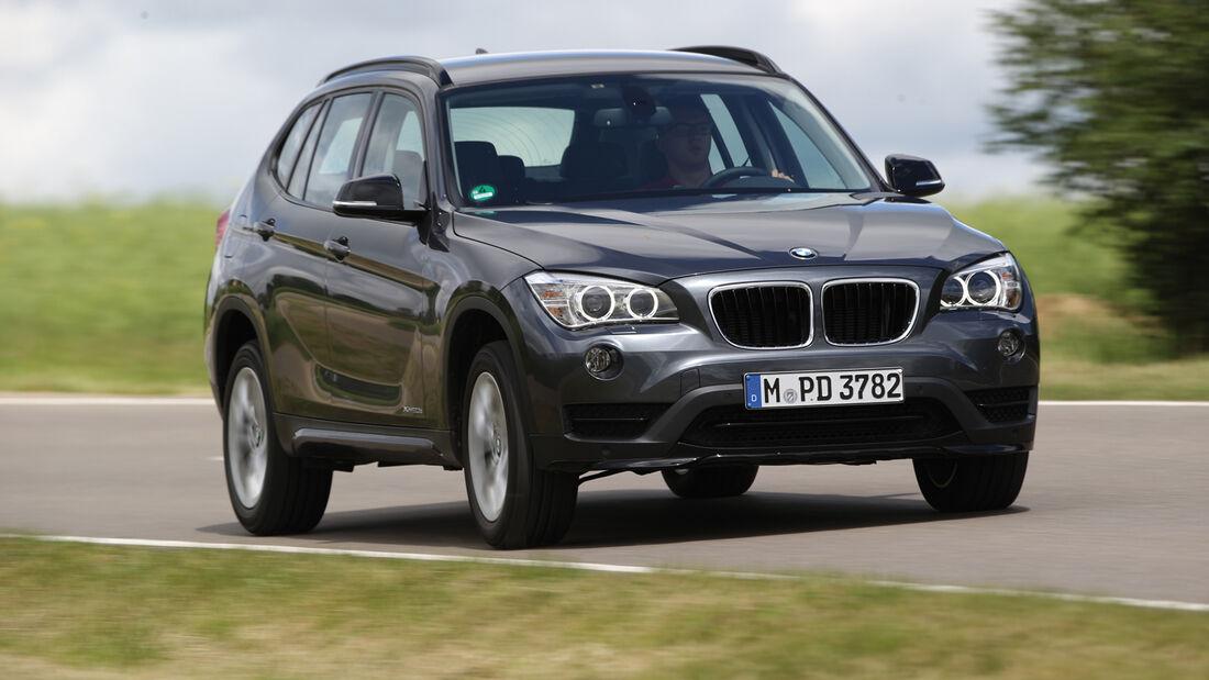 BMW X1, asv2014