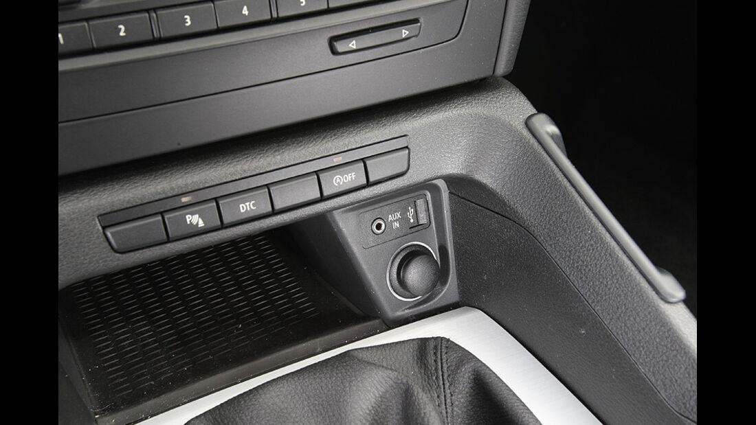 BMW X1 s-Drive 18d Innenraum