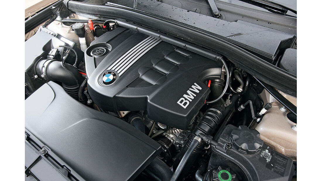 BMW X1 s-Drive 18d Motor