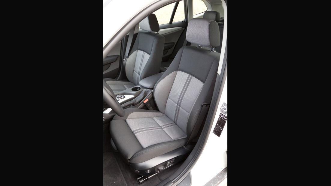 BMW X1 s-Drive 20d, Fahrersitz