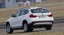 BMW X1 s-Drive 20d, Heck
