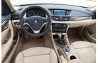 BMW X1 sDrive 20i, Cockpit