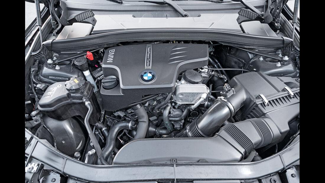BMW X1 sDrive 20i, Motor