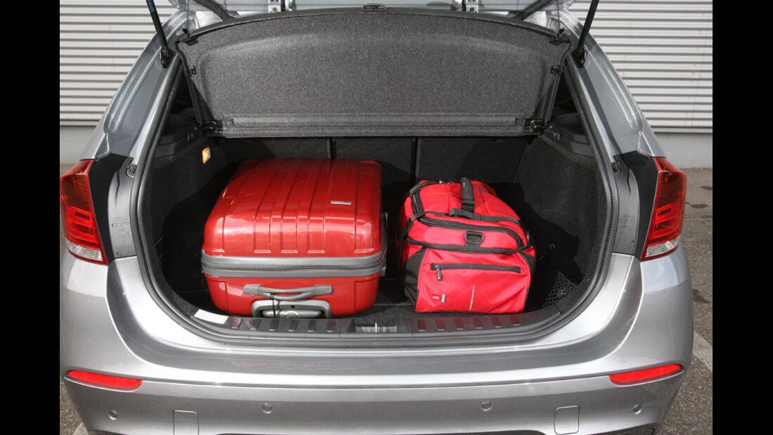 BMW X1 x-Drive 20d, Kofferraum