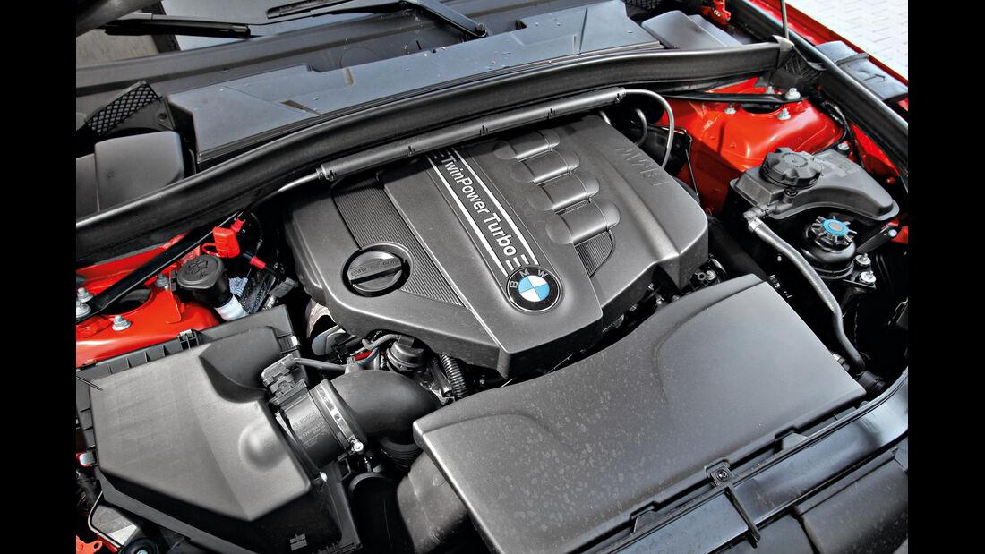 BMW X1 x-Drive 25d, Motor