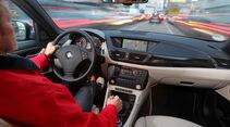 BMW X1 x-Drive 28i, Fahrer