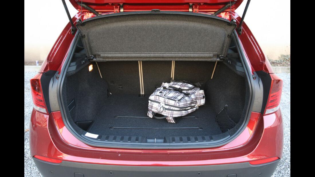 BMW X1 x-Drive 28i, Kofferraum