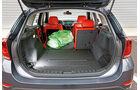 BMW X1 x-Drive 28i, Kofferraum, Ladefläche