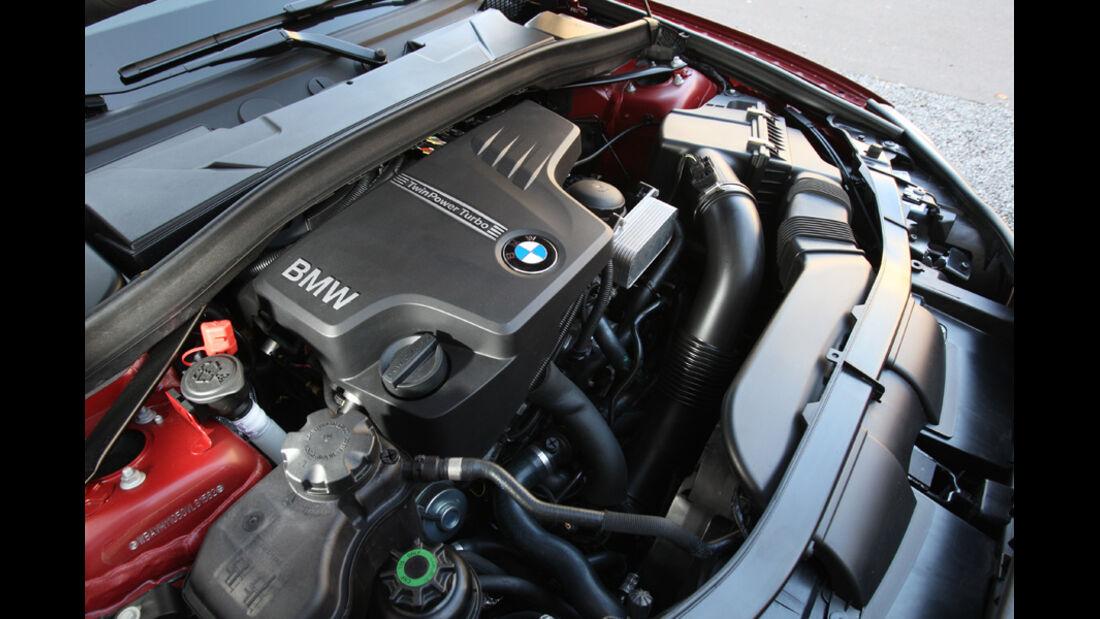 BMW X1 x-Drive 28i, Motor