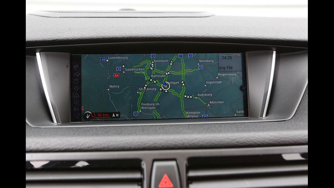 BMW X1 x-Drive 28i, Navi, Display