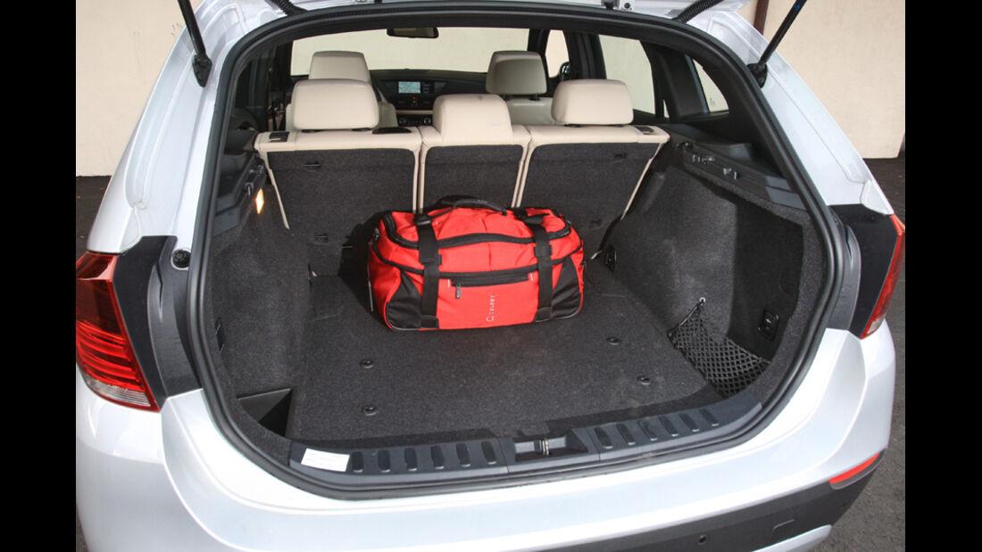 BMW X1 xDrive 18d, Kofferraum