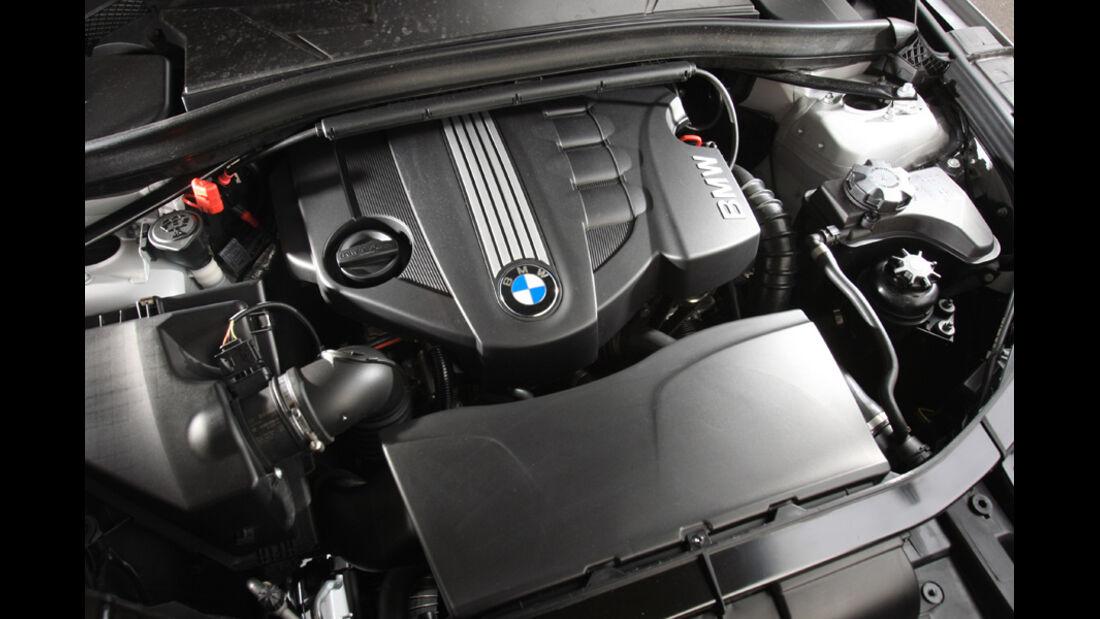 BMW X1 xDrive 18d, Motor