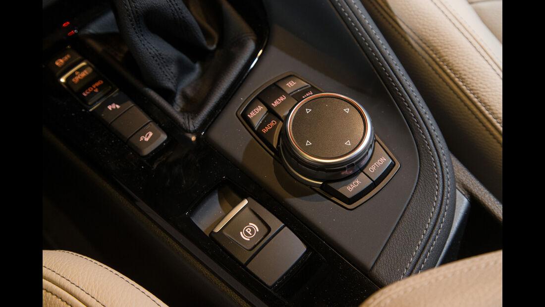 BMW X1 xDrive 20d, Bedienelement