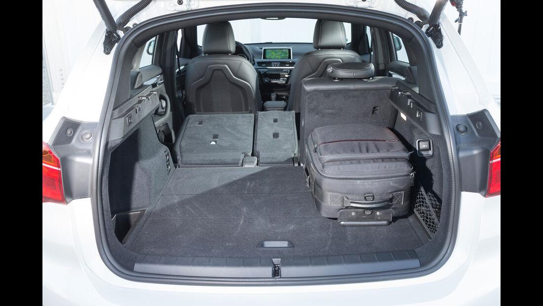 BMW X1 xDrive 20d, Kofferraum