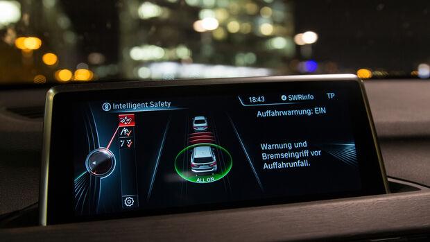 BMW X1 xDrive 20d, Monitor, Infotainment