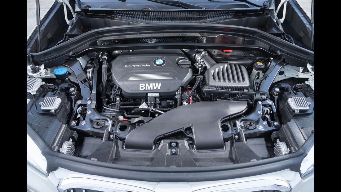 BMW X1 xDrive 20d, Motor