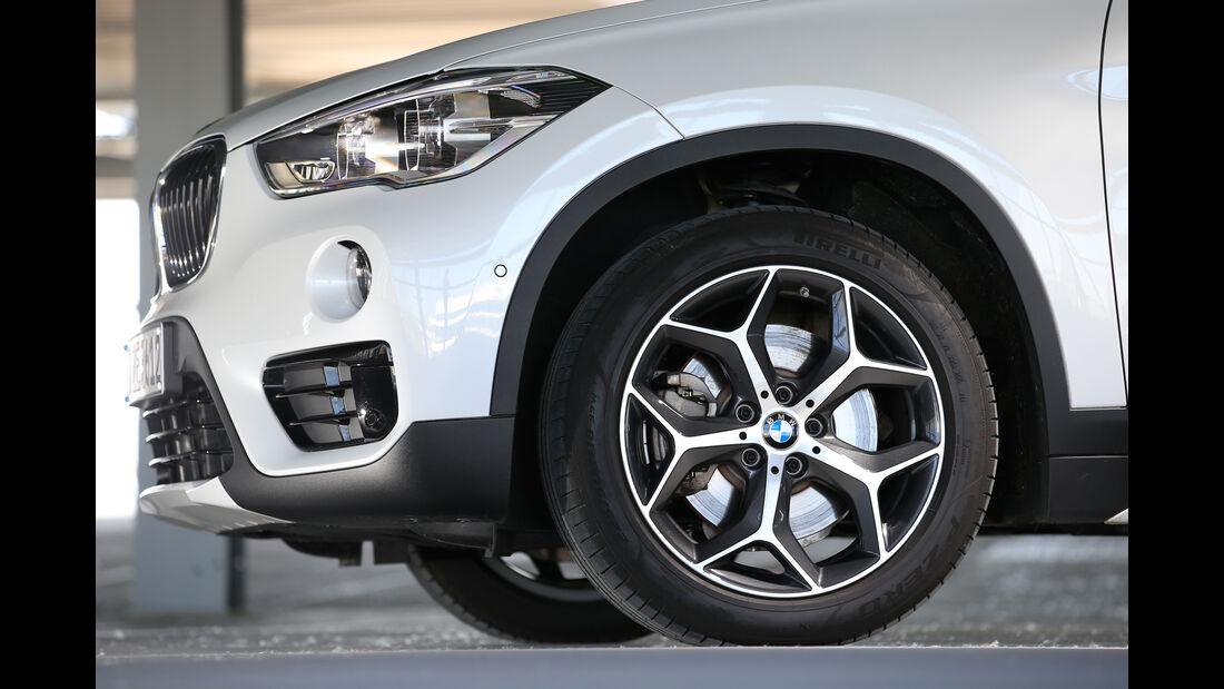 BMW X1 xDrive 20d, Rad, Felge