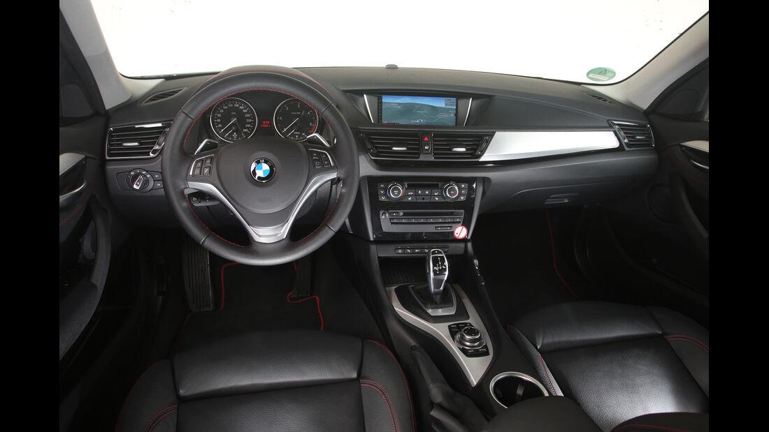 BMW X1 xDrive 20d Sport Line, Cockpit