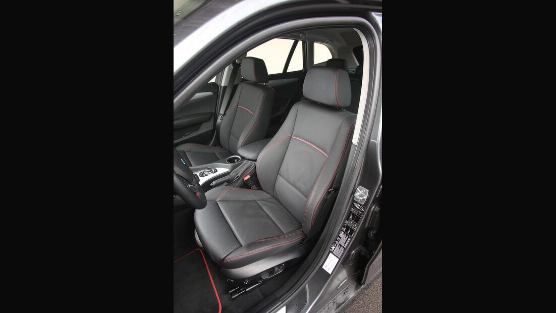 BMW X1 xDrive 20d Sport Line, Fahrersitz