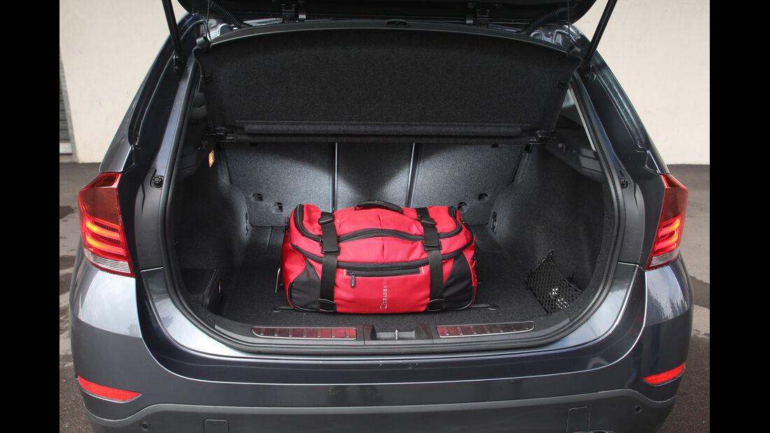 BMW X1 xDrive 20d Sport Line, Kofferraum