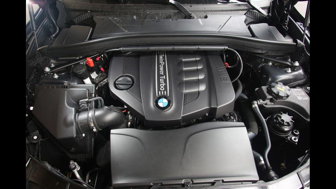 BMW X1 xDrive 20d Sport Line, Motor