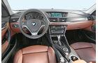 BMW X1 xDrive 20i, Cockpit