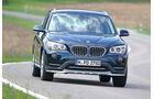 BMW X1 xDrive 20i, Frontansicht