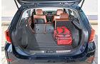 BMW X1 xDrive 20i,  Kofferraum, Ladefläche