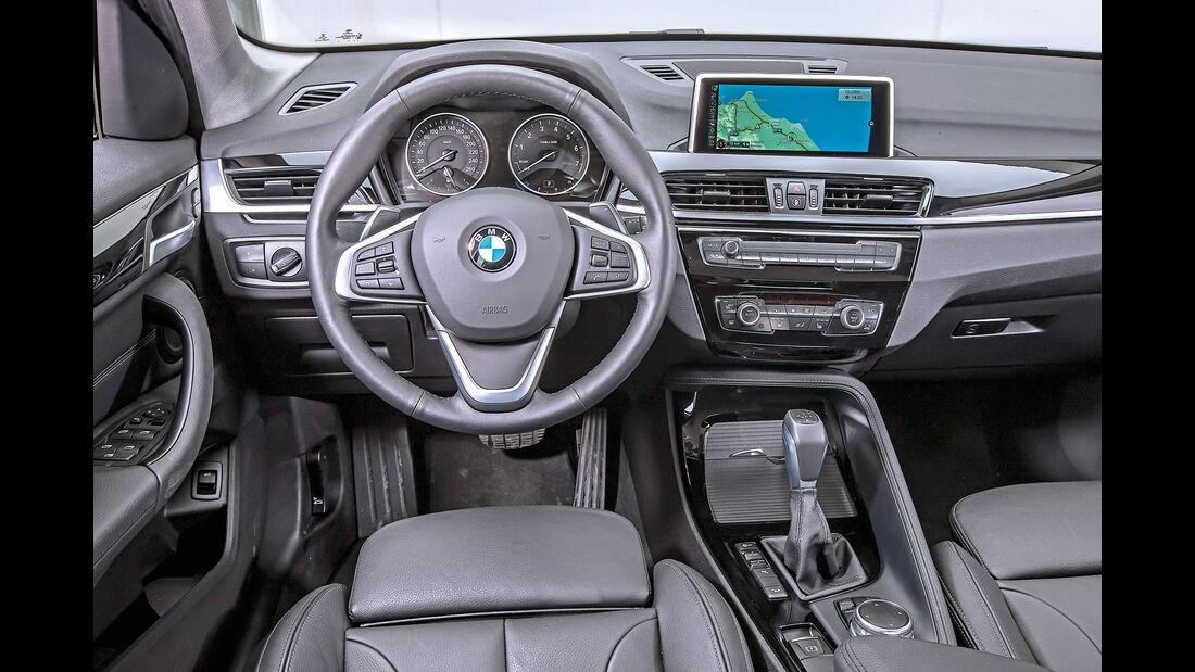 BMW X1 xDrive 20i xLine, Cockpit