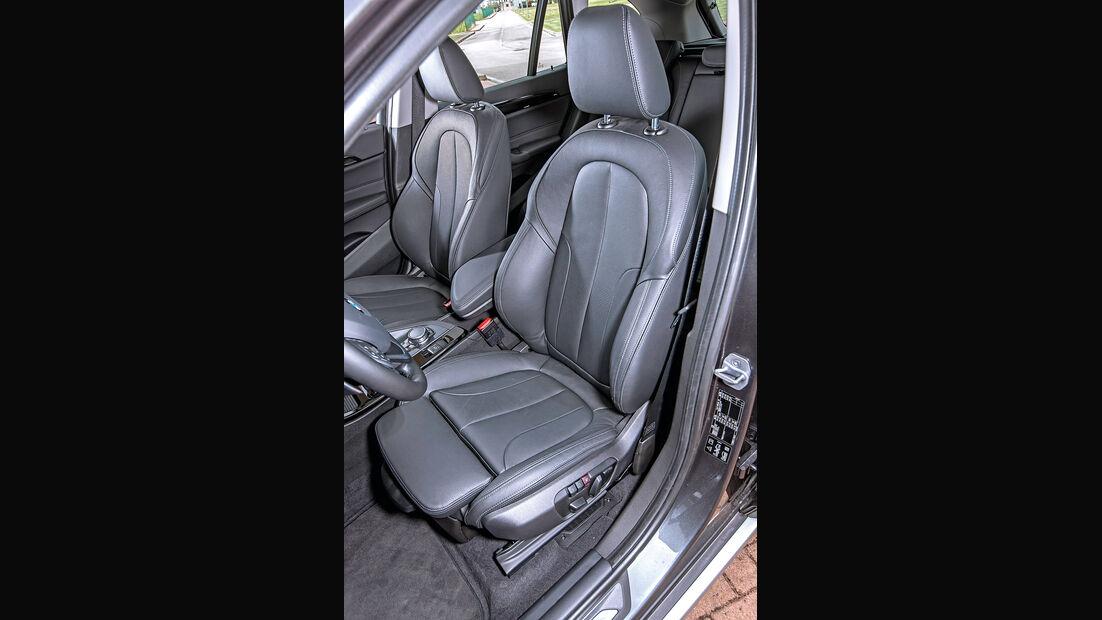 BMW X1 xDrive 20i xLine, Fahrersitz