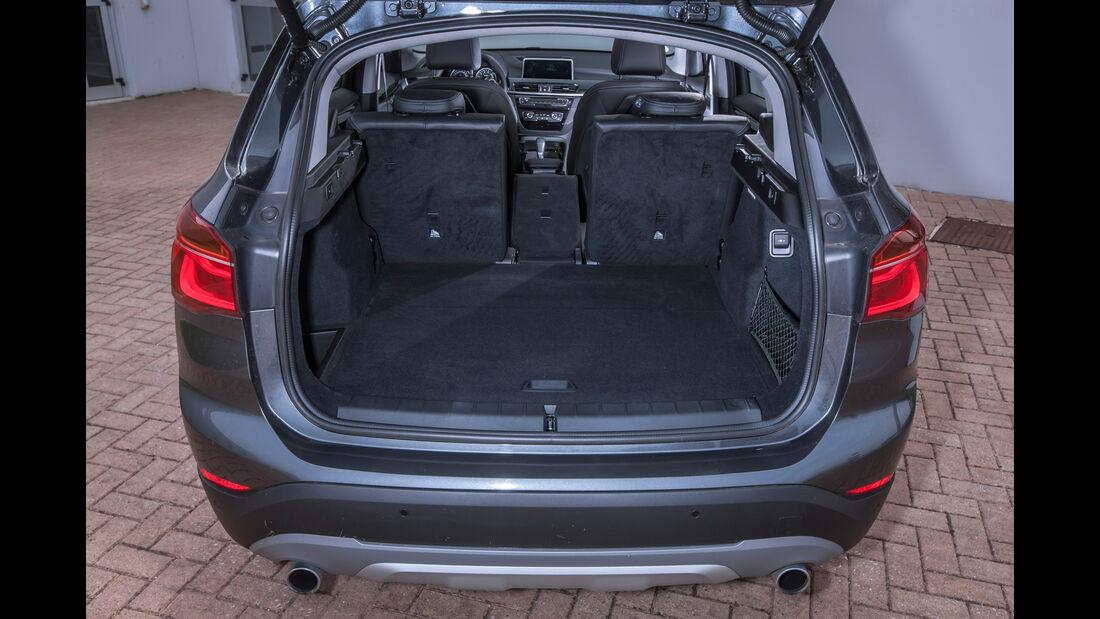 BMW X1 xDrive 20i xLine, Kofferraum